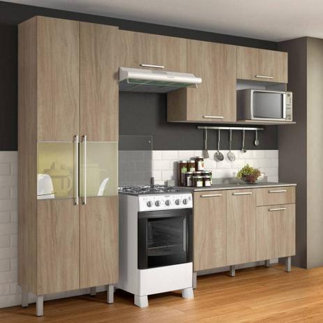 Imagem de Cozinha Itatiaia Star Compacta 3 Pecas Aveiro
