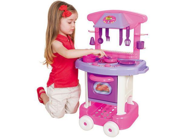 Imagem de Cozinha Play Time - Contiplás