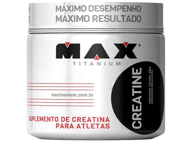 Imagem de Creatine PURA Titanium 300g - Max Titanium