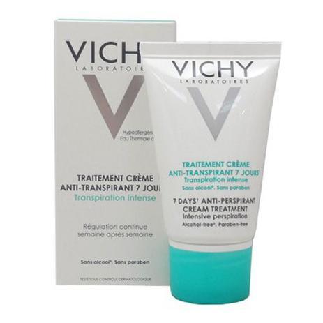 5bf5f4381 Creme Antitranspirante Vichy - Desodorante em Creme - Desodorante ...