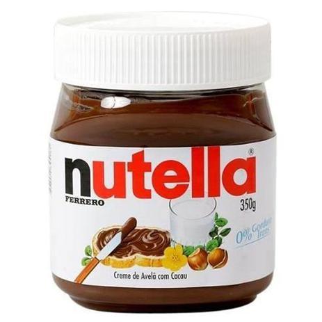 Imagem de Creme de Avelã Nutella 350g - Ferrero