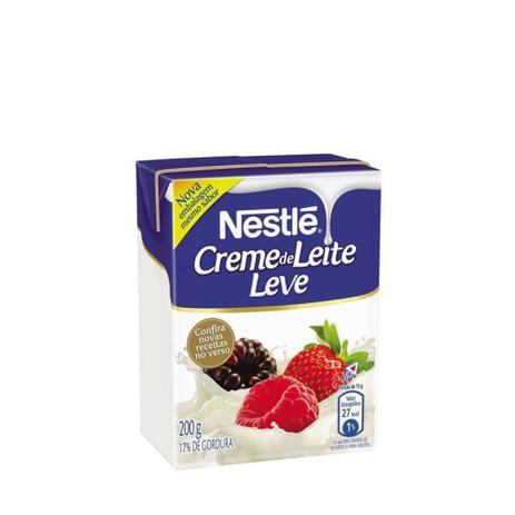 Imagem de Creme De Leite Leve 200g Nestlé
