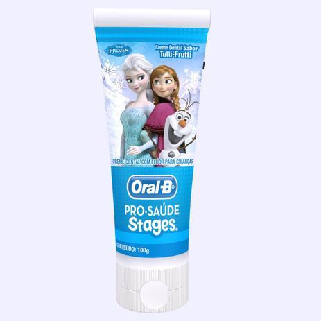 Imagem de Creme Dental Oral-B Stages Frozen 100g