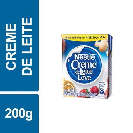 Imagem de Creme Leite Nestlé 200g Tetra Pak
