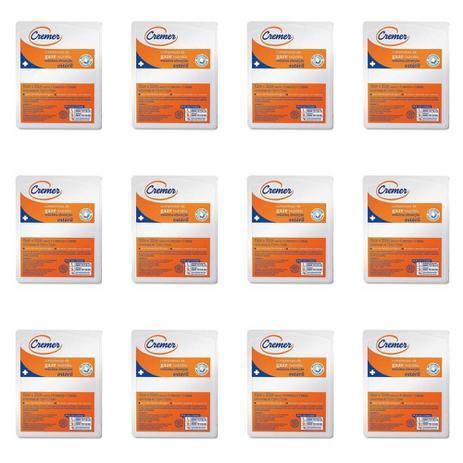 Imagem de Cremer Compressa Gaze 11 Fios C/10 Estéril (Kit C/12)