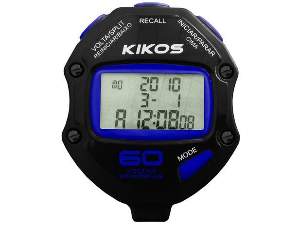 489180a8d67 Cronômetro Digital 60 Voltas - Kikos CR60