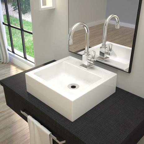 Cuba Para Banheiro Q35w Compace Branco