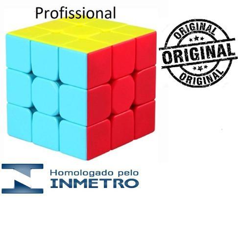 Imagem de Cubo Mágico Profissional 3x3x3 - original