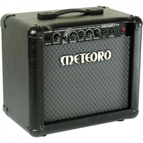 Imagem de Cubo Para Guitarra 15W NITROUS DRIVE 15 METEORO