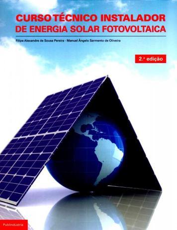 Imagem de Curso Técnico Instalador de Energia Solar Fotovoltaica - Publindústria edições técnicas