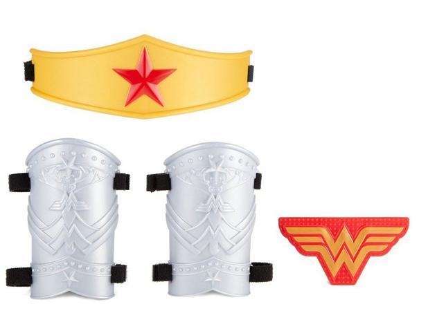 DC Super Hero Girls Hero Wear Woder Woman - Mattel