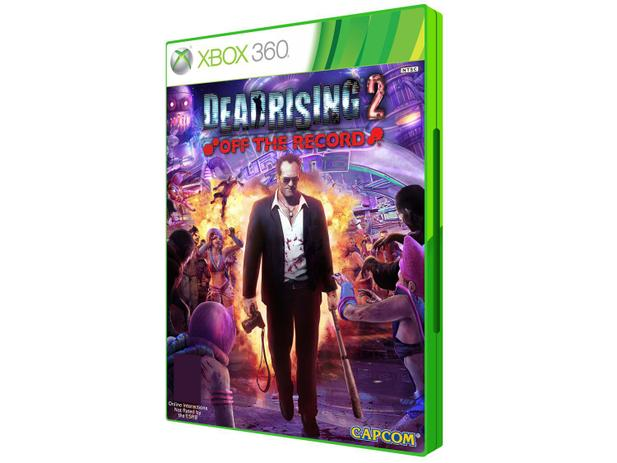 Dead Rising 2: Off the Record para Xbox 360 - Capcom