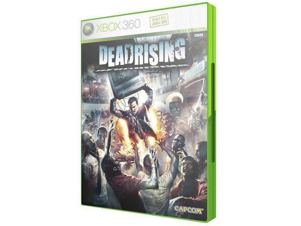Dead Rising para Xbox 360 - Capcom