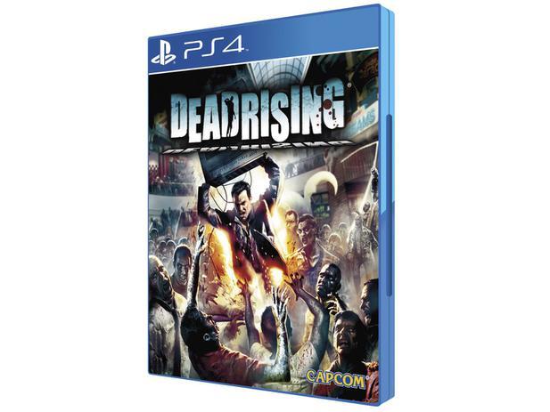 Dead Rising Remastered para PS4 - Capcom
