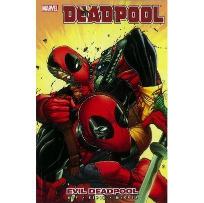 Imagem de Deadpool Vol.10 - Evil Deadpool