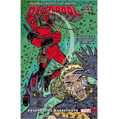 Imagem de Deadpool - WorldS Greatest Vol. 3