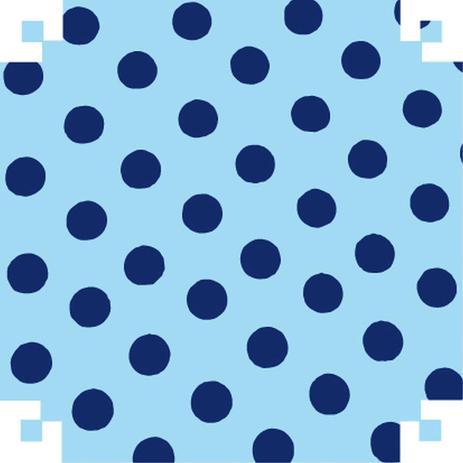 aada2e4cb Dec.azul C/BOLINHAS 150G.48X66 - Alba eletronicos | Menor preço com ...