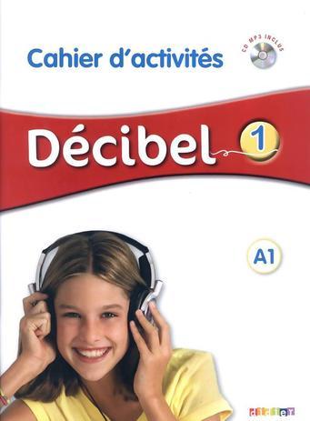 Imagem de Decibel 1 cahier dactivites + cd mp3 (a1)