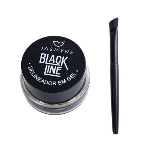 Imagem de Delineador em gel jasmyne black line js02013