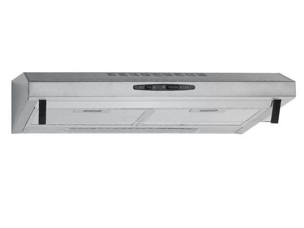 Depurador de Ar Tramontina Inox 60cm Compact Ar - 3 Velocidades - 220V