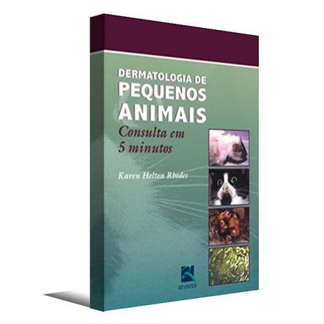 Imagem de Dermatologia de Pequenos Animais - Consulta em 5 minutos