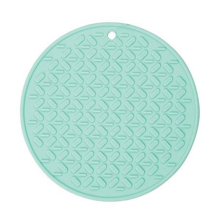 Imagem de Descanso de Panela de Silicone Redondo CANDY Verde