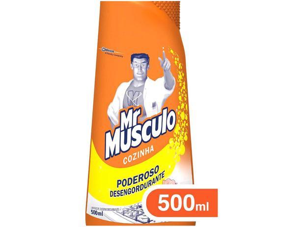 Imagem de Desengordurante Mr Músculo Cozinha