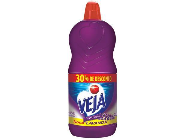 Imagem de Desinfetante Veja Perfumes Lavanda e Bem Estar