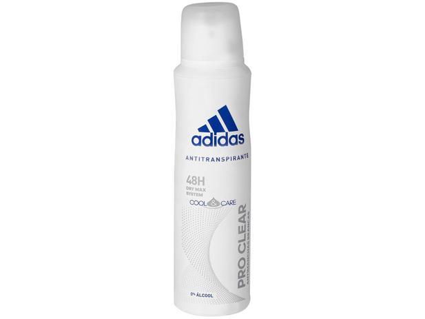 Imagem de Desodorante Adidas Pro Clear Cool & Care Aerossol