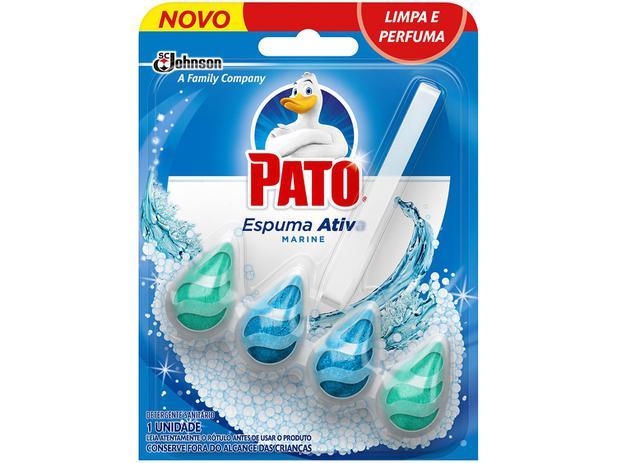 Imagem de Desodorizador Sanitário Bloco Pato Espuma Ativa
