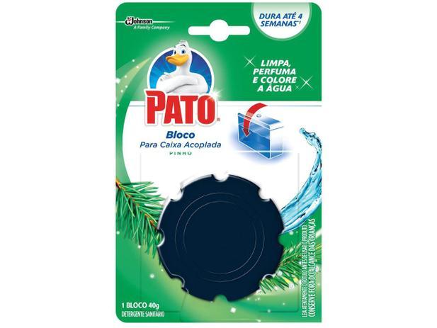 Imagem de Desodorizador Sanitário Bloco Pato Pinho