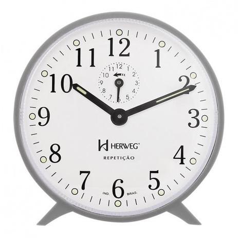 b9510a29adc Despertador Mecânico Herweg Ref  2320-024 - Relógios de Parede e ...