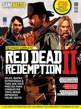 Imagem de Detonado especial  red dead redemption 2