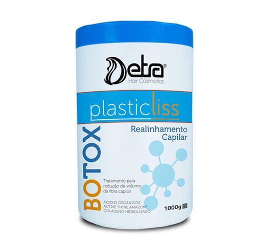 Imagem de Detra Botox Plastic Liss Redutor de Volume Capilar 1Kg