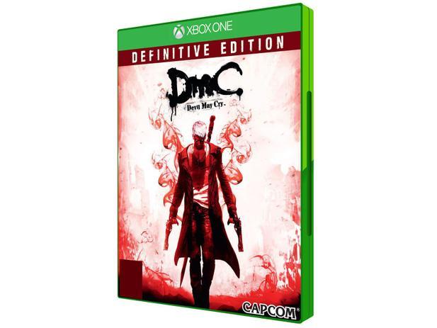 Devil May Cry: Definitive Edition para Xbox One - Capcom
