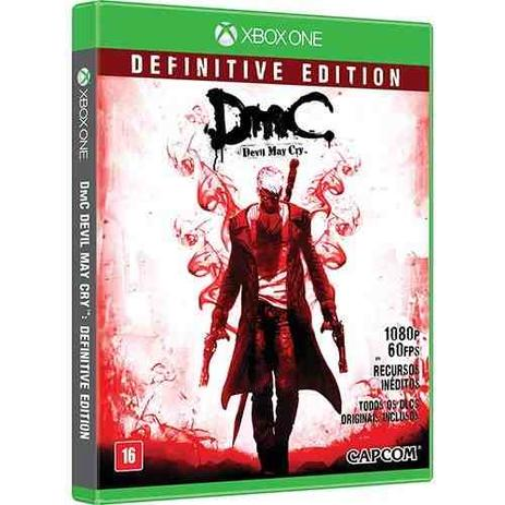 Imagem de Devil May Cry Definitive Edition - Xbox One