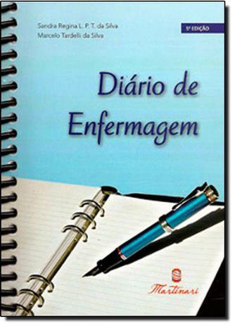 Imagem de Diário de Enfermagem - Anotações de Rotina