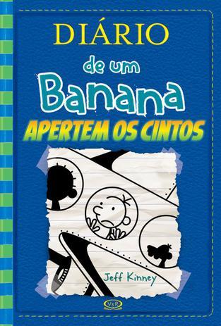 Imagem de Diário de um Banana VL.12: Apertem os Cintos