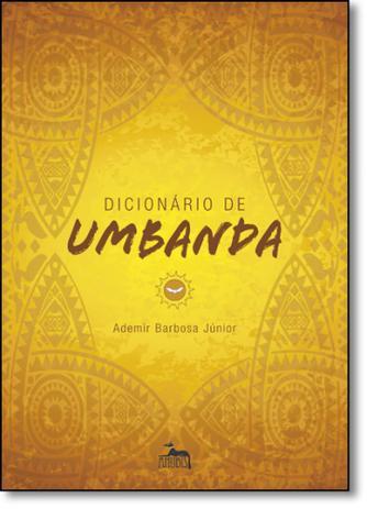 Imagem de Dicionário de Umbanda