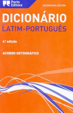Imagem de Dicionário Editora de Latim-Português