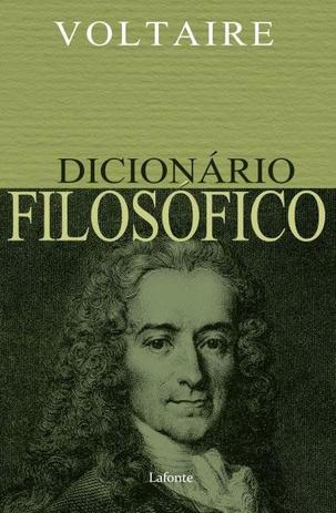 Imagem de Dicionário filosófico