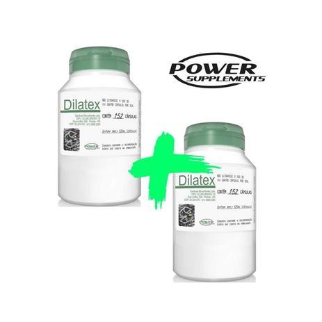 Imagem de Dilatex power supllemtes (2 un) 152 cápsulas