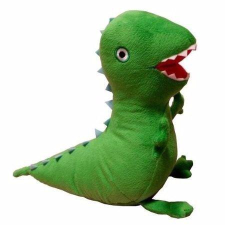 Imagem de Dinossauro Do George Pig De Pelúcia Da Peppa Pig Pepa