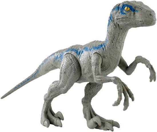 Imagem de Dinossauro Velociraptor Blue - Jurassic World Rivals Mattel