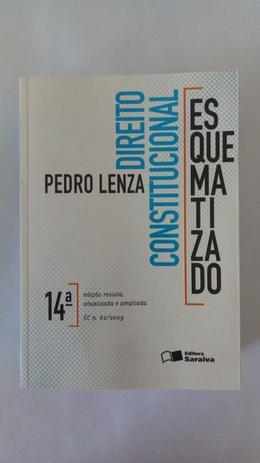 Imagem de Direito Constitucional Esquematizado 14ª ed