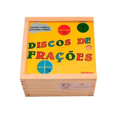 Imagem de Disco de Frações - Carimbrás