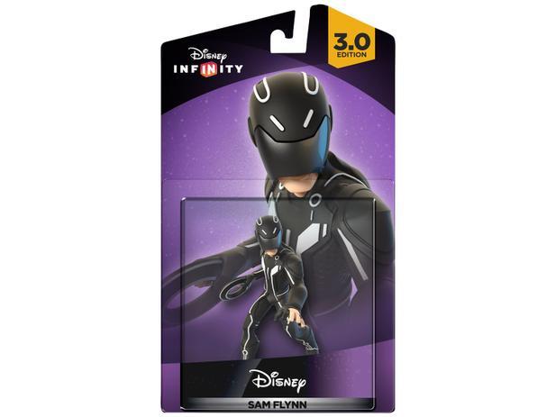 Disney Infinity Sam Flynn para PS3 / PS4 - Xbox One / Xbox 360 / Wii U - Disney