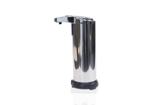 Imagem de Dispenser Alcool Gel Sabonete Líquido Automático