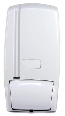 Dispenser Para Sabão Líquido Alcool Gel Branco S442 Com Res