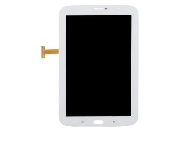 Display Frontal Tablet Note 80 N5100 Gt N5100 Branco Com Furo Alto